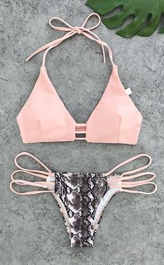 New Summer Beach Pool Women Brazilian Thong Bikini Bottom Underwear Mini Side Tie Elastic Swimwear Occident Trunks Swimming