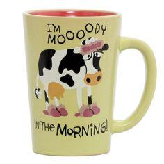 Moody in the Morning Mug
