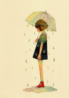art / illustration  by Me Suk Lee