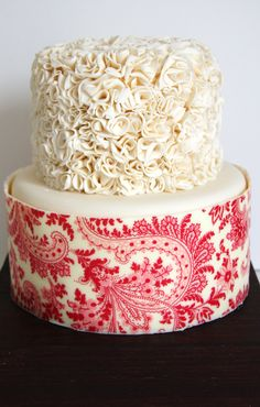 The Cake That Ate Paris || Wedding Cakes