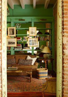 Antic&Chic. Decoración Vintage y Eco Chic: [Lugares con alma] La calidez y el carácter del pasado