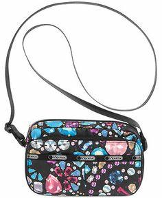 5f4a63988d72 LeSportsac Wallet Crossbody - Crossbody  amp  Messenger Bags - Handbags   amp  Accessories - Macy s