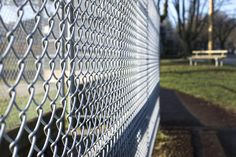 I really like the look of this chain link fence! Something like this would be great for a baseball field or even a playground at a local park. My son loves to play ball but hates it when he hits it hard and has to run and chase it down. Thanks again!