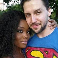 Black dude dating white man in botswana