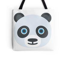Panda emoji Tote Bag