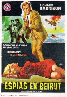 Espías en Beirut (1965) tt0061012 P