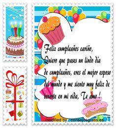 buscar imàgenes bonitas con palabras de cumpleaños para mi marido,pensamientos de cumpleaños para mi esposo,mensajes con imàgenes de felìz cumpleaños para mi esposo , saludos con imàgenes de cumpleaños para mi pareja, postales con palabras para desear felìz cumpleaños a mi esposo