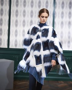 Fendi Fur Collection 2016-17