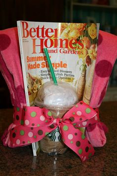 Life (and so much more): The Gift of Starbucks starbucks gifts