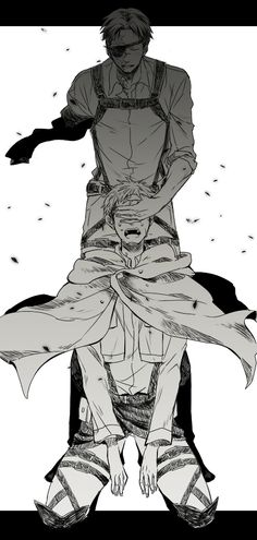 Shingeki no Kyojin - Well this is a depressing picture.