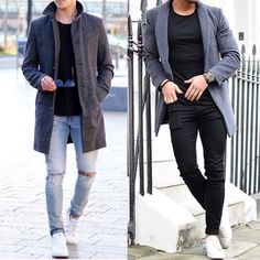 """Business Inquiries Email: ⬇️ on Instagram: """"Left or Right? Follow @style4guys for more Latest Fashion Daily @style4guys @style4guys @style4guys."""""""