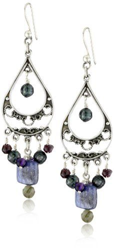 MINU Jewels Rich Chandelier Earrings @Danielle Saltar