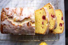 Raspberry Lemon Pound Cake ~ Love, Cake