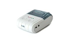Portable thermal printer Bluetooth communication 58mm paper width