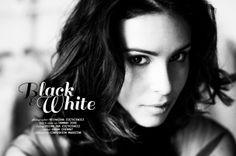 "Michalina Ziętkiewicz: ""Black & White"" http://www.confashionmag.pl/webitorial/black-and-white.html"