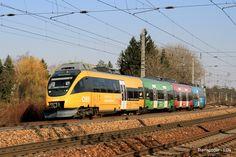 ÖBB 4124 013 / BahnhofWienWolfinderAu — Trainspo