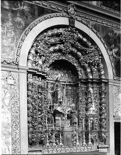Igreja do Convento de Nossa Senhora da Encarnação das Comendadeiras de São Bento de Avis, Lisboa, Portugal