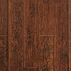 Carolina Hickory Hand Scraped Laminate - 12mm - 100130293 | Floor and Decor