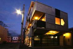 """""""The Hive Apartment"""" in Melbourne by Architect Zvi Belling and Writer Prowla (13 Pictures)"""