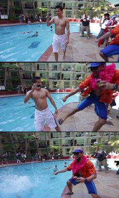 Dont invite Lee Sin to your party…