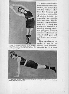Bending Stretching Exercises For Flapper Women par SurrenderDorothy. - This is awesome!