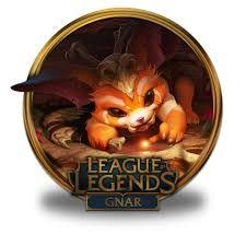 Gnar by on DeviantArt Creature Feature, Samsung, League Of Legends, Character Design, Creatures, Kawaii, Lol, Hero, Artwork