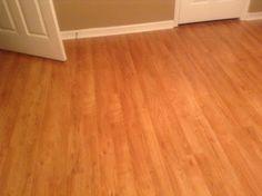 Quickstep Golden Oak in the #bedroom Photo compliments: Debbie C.  #laminateflooring #oakflooring