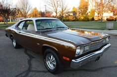 1974 Plymouth Duster 2 Door Coupe
