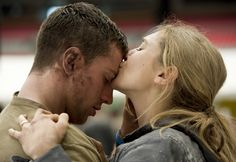 Pin for Later: The Best Movie Kisses of 2014 Godzilla Nothing inspires intimacy like a megamonster attack for Aaron Taylor-Johnson and Elizabeth Olsen.