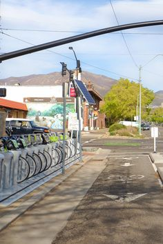 Salt Lake City's bike share, Greenbike.