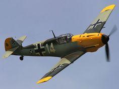 Messerschmitt Me109E.
