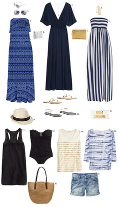 What to Wear for Your Get-Outta-Town, Mermorial Day Weekend Escape - Outfituation