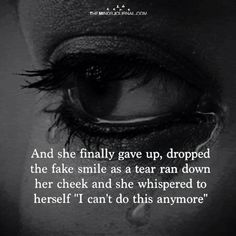 And She Finally Gave Up - Quotes interests Done Trying Quotes, Try Quotes, Pain Quotes, Real Quotes, I Give Up Quotes, I'm Done Quotes, Giving Up On Love Quotes, I Tried Quotes, Love Is Hard Quotes
