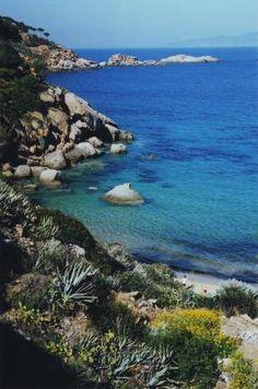 Insel Giglio, Toskana
