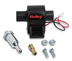 Holley 12-426 - Fuel Pump | O'Reilly Auto Parts