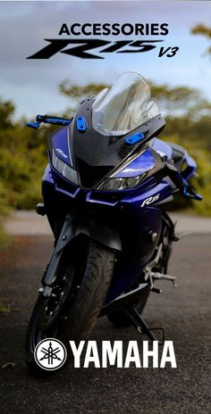 Motos Yamaha, Yamaha R3, Yamaha Motorcycles, Bike Bmw, Motorcycle Bike, Yamaha Accessories, Motorcycle Accessories, Yzf R125, Motorcycle Girls