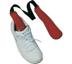 Cedar Dogs Shoe Dog Large Deodorizer,Red Flannel/Black Strap Cedar Dogs. $25.45