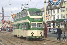Blackpool Tram 1890s