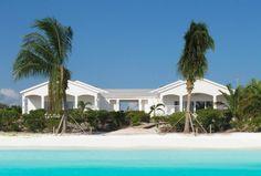 Providenciales - Provo Villa Rental: Coconut Beach Villa! - Beachfront Paradise! - 6 Bedrooms! | HomeAway