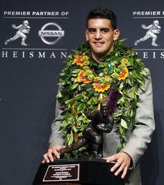 Oregon Ducks quarterback Marcus Mariota wins Heisman: What they're saying | OregonLive.com