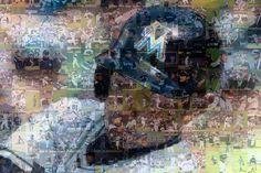 イチロー選手の歴史的快挙の瞬間を4000枚の写真で再現!! イチロー選手MLB 3000本安打達成記念 モザイクアート1000ピースジグソーパズル発売! #イチロー #ジグソーパズル