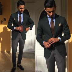 MenStyle1- Men's Style Blog - Inspiration #75 FOLLOW : Guidomaggi Shoes...