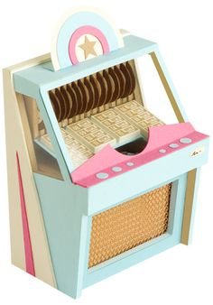 How To Make A Dollhouse Juke Box