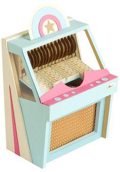 How To Make A Dollhouse Juke Box