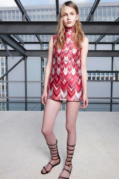 A look from Giambattista Valli's resort 2016 collection