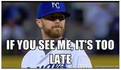 Wade Davis Kansas City Royals Lights out closing pitcher.  Wins the World Series against the New York Mets in game #5 7-2 @015