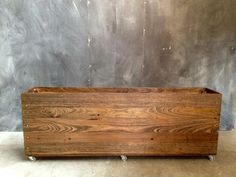 Planters / Custom Timber Planter Boxes - Bangs Boutique