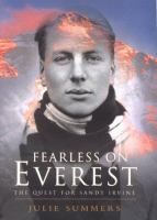 Whatever happened to George Mallory's climbing partner, Sandy Irvine? Read 'Fearless on Everest' to find out if the mystery has been solved. #PassTheBook #GeorgeMallory