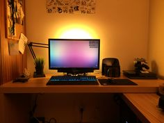Finally got myself a desk worthy of a battlestation.