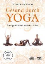 Gesund durch Yoga - DVD #Yoga #Rücken #gesundmitYoga